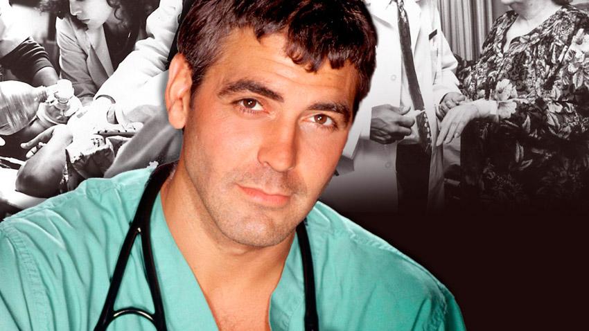 Актер Джордж Клуни - биография, фото