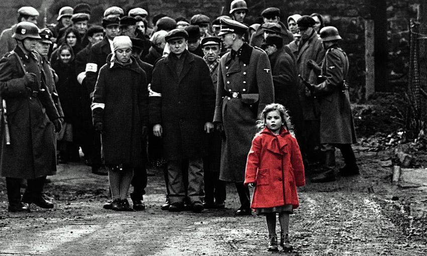 черно-белый фильм Список Шиндлера