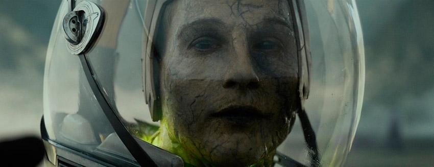 инопланетянин - кадр из фильма Прометей