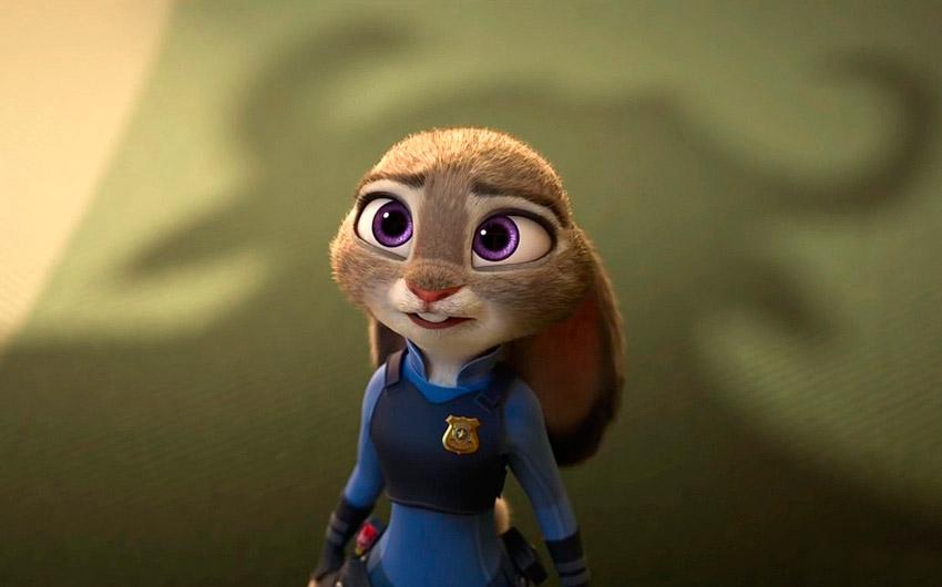 крольчиха Джуди
