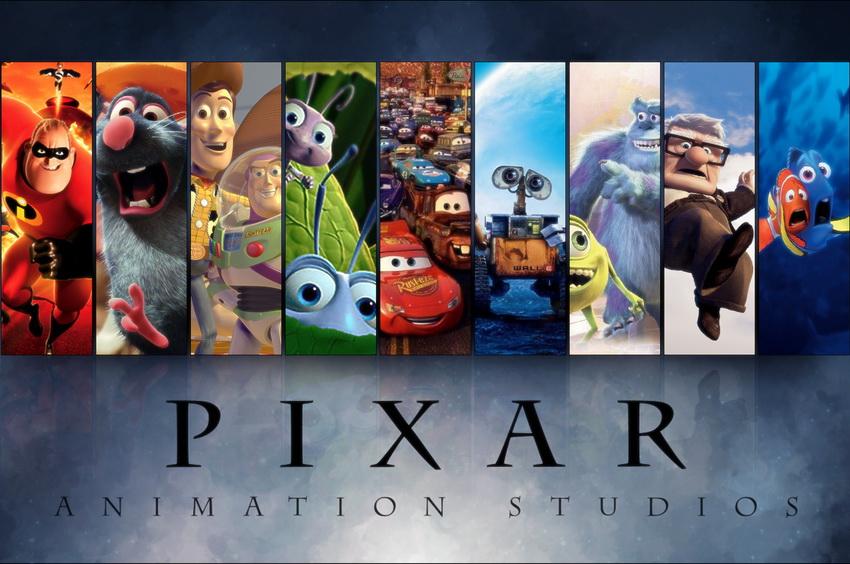 Анимационная студия Pixar
