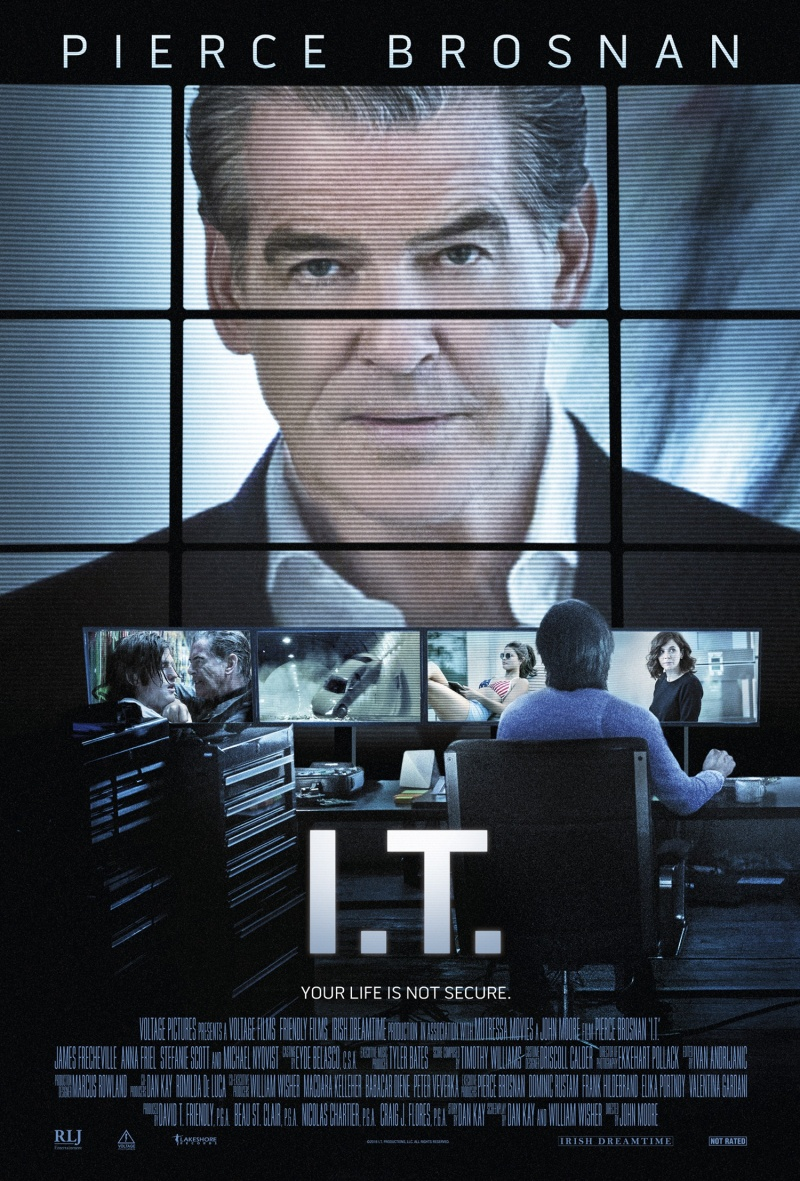 Постер к фильму: I.T.