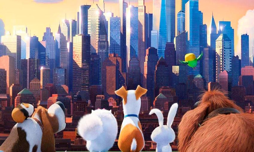 Тайная жизнь домашних животных - мультфильм 2016 года