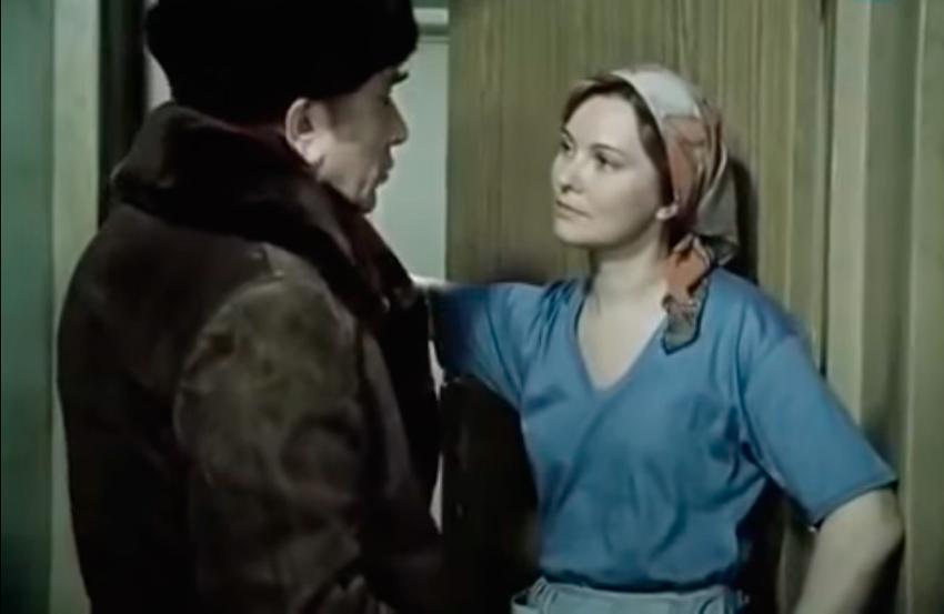 Кадр из кинофильма Расставания