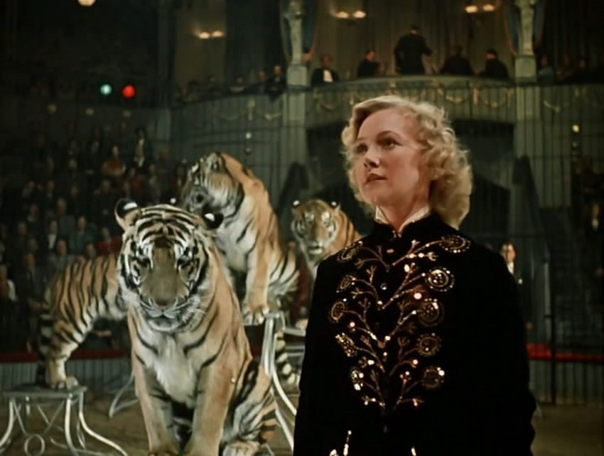 """Комедия """"Укротительница тигров"""""""